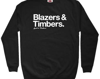 ac4a5a86ad Loyal To Portland Sweatshirt - Men S M L XL 2x - Crewneck, Portland Shirt,  Fan Shirt, Sports Shirt, Teams, Soccer, Basketball