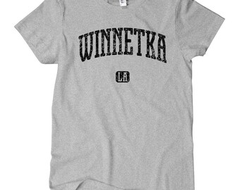 Men S M L XL 2x Winnetka Sweatshirt Neighborhood Winnetka Los Angeles Sweatshirt San Fernando Gift for Her Gift For Men Crewneck