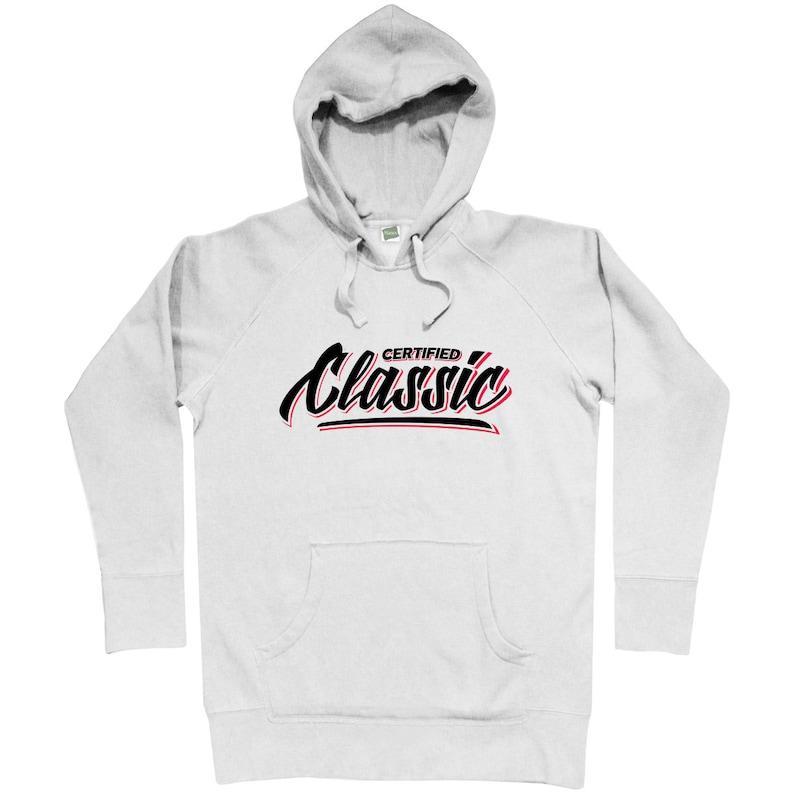 DJ Hoody Sweatshirt Tattoo Certified Classic V2 Hoodie Hip Hop Men S M L XL 2x Music Graffiti