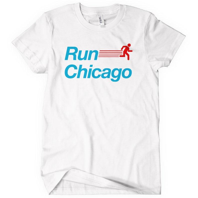 d4c700d6 Women's Run Chicago V2 T-shirt S M L XL 2x Ladies' | Etsy