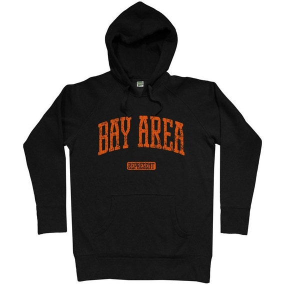 The Bay is for Runners Hoodie Her Men S M L XL 2x The Bay Area Hoodie Run Hoodie Running  Hoodie Gift for Men Hipster Hoodie