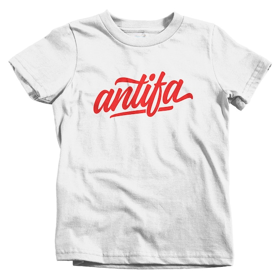 Kids Tee Novelty Positivity  Shirt Toddler Political Shirt Baby Kids Cautiously Optimistic T-shirt Hopeful Shirt and Youth Sizes