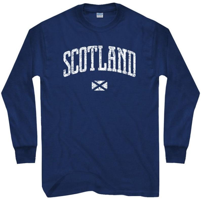 3dce845b7096e Ecosse LS Tee T-shirt manches longues homme S M L XL 2 x 3