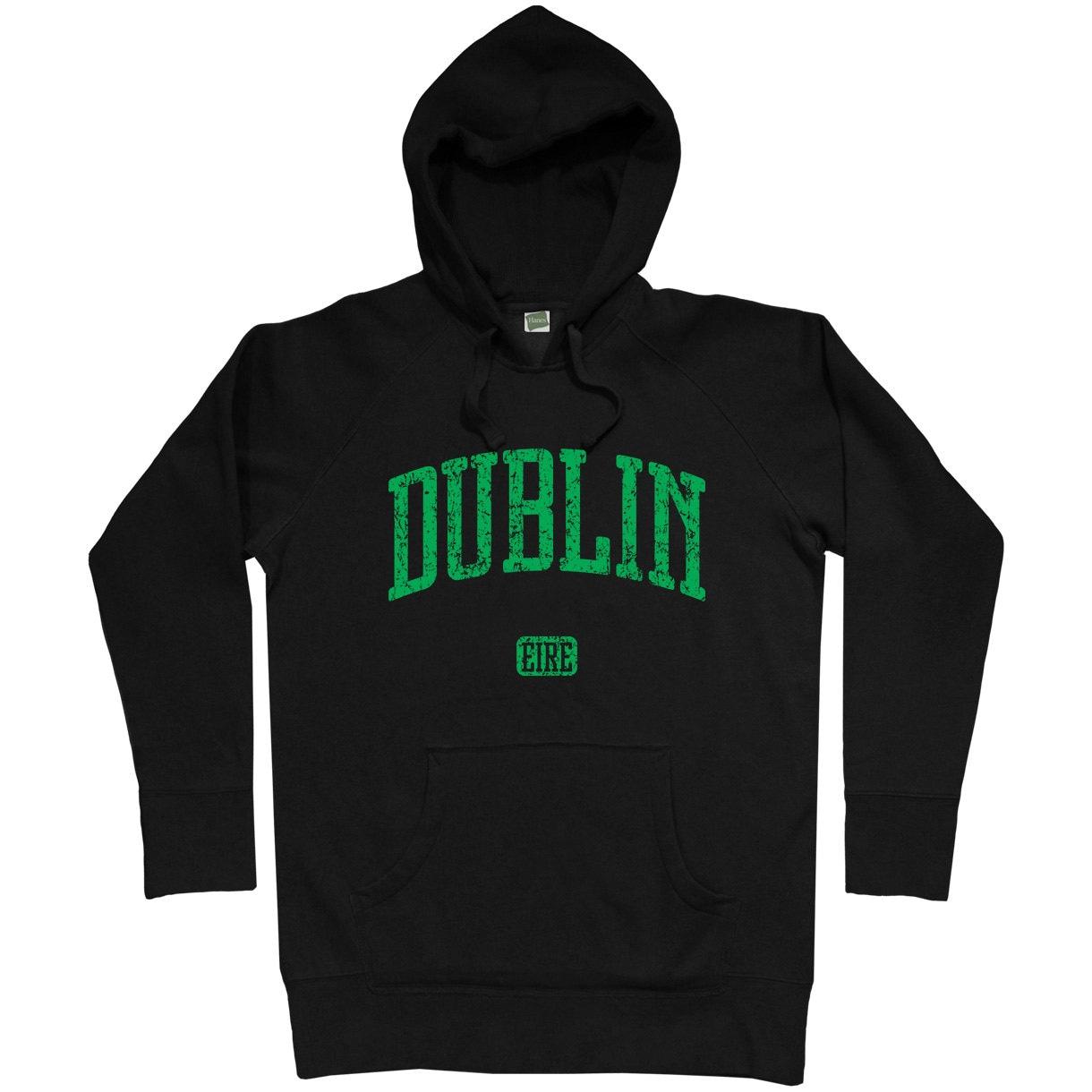 XL uomo x 3 S M cappuccio Irlanda 2 felpa Dublino con L x Ixqw6B68gp