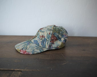 213799a4bcd Vintage tapestry hat   90s tapestry ball cap   vintage tapestry trucker hat    vintage tapestry 90s hat   rare tapestry hat   tapestry cap