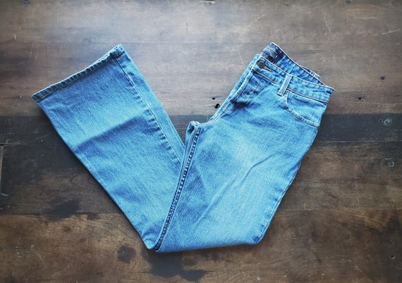 Vintage Levis Strauss Signature Stretch Low Rise F