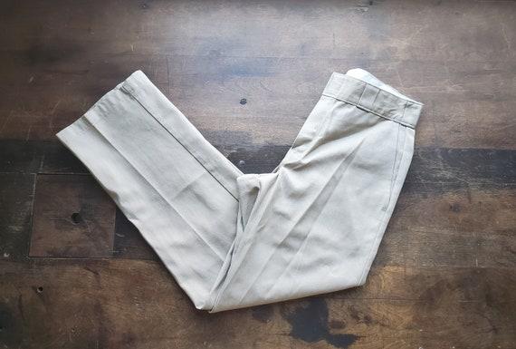 Dickies Original 874 Work Pant - Khaki / Vintage 7