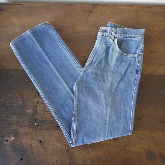 vintage levi 501 xx jean 28 vintage levis 505 xx 505 jeans etsy. Black Bedroom Furniture Sets. Home Design Ideas