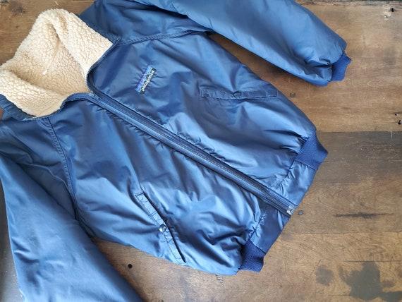 Vintage Patagonia jacket / vintage patagonia sherp