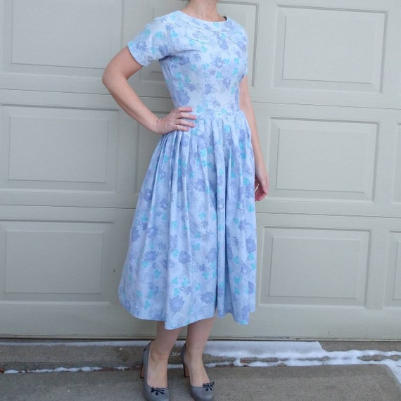 MIDCENTURY cotton DRESS SET with jacket S
