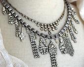 Classic Bridal Rhinestone...