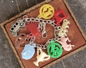 Charm Bracelet western  C...