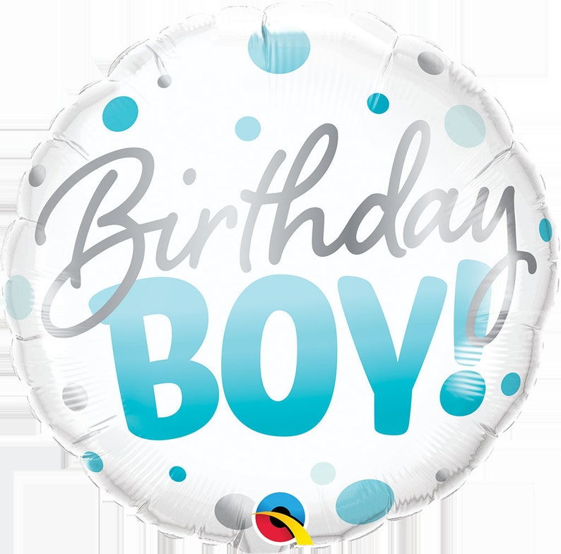 and Gifts. photo backgrounds Birthday Boy foil balloon for birthday parties photo props drive-by parties party decorations