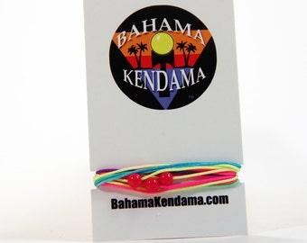 Bahama Kendama 3-Pack Of Kendama Strings *Lots of Colors* Tips of Sting Waxed*