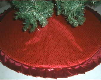 Heart Tree Skirt Etsy