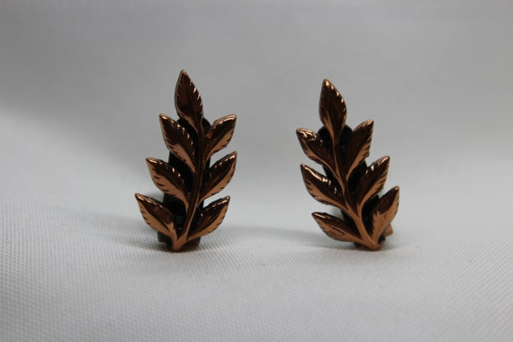 Matisse Vintage Copper Ear Climbers