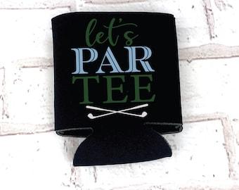Lets Par Tee golf trip digital file . svg file cricut silhouette. Golfing, golf bachelor bachelorette