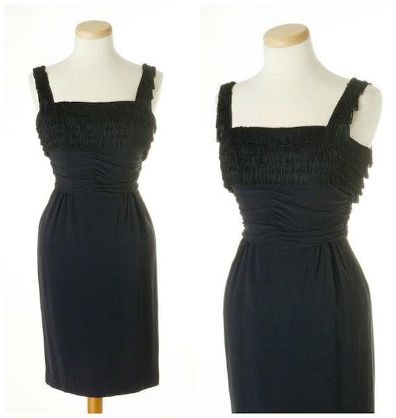 Vintage 1950s Ferman O'Graphy Dress // Shimmy Frin
