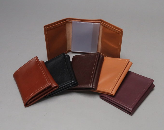 Featured listing image: Basic Tri-fold Wallet