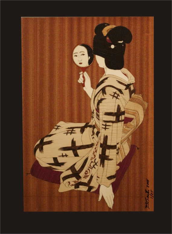 Wall Decor, Japanese Art