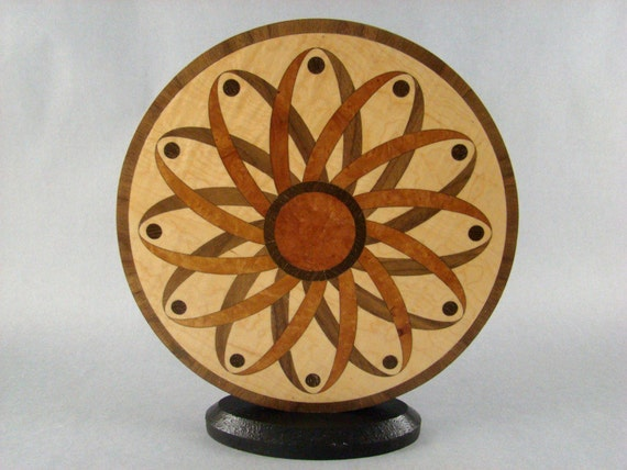 Infinity Times Twelve is the name of this accent piece