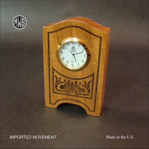 "Clock ""Miniature"". MDC-33. Free Shipping within the U.S."