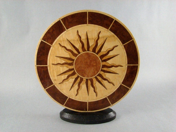 Inlaid Accent for the Home or Office