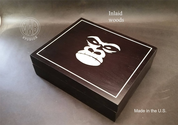 Humidor Handcrafted in the U.S. - Design Your Own -  Free Engraving, Free Shipping within the U.S.