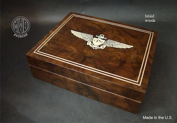 Handcrafted Humidor Made in the U.S.