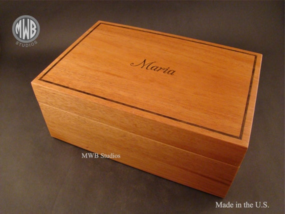 Inlaid Keepsake box for those special occasions and memories.