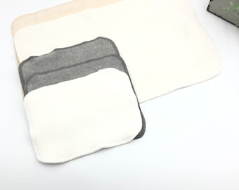 Clearance - set of 5 Face Towels