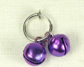 Intimate Jewelry Non piercing jewelry mature body jewelry labia clip clitoris jewelry clit clip bdsm jewelry sexy jewelry slave bells kinky