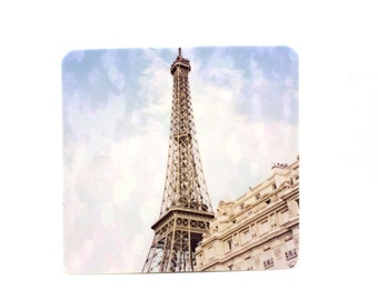IN STOCK - Dreamy Eiffel Tower Bokeh Post Night Light for Child's Room, Playroom, Parisian Decor