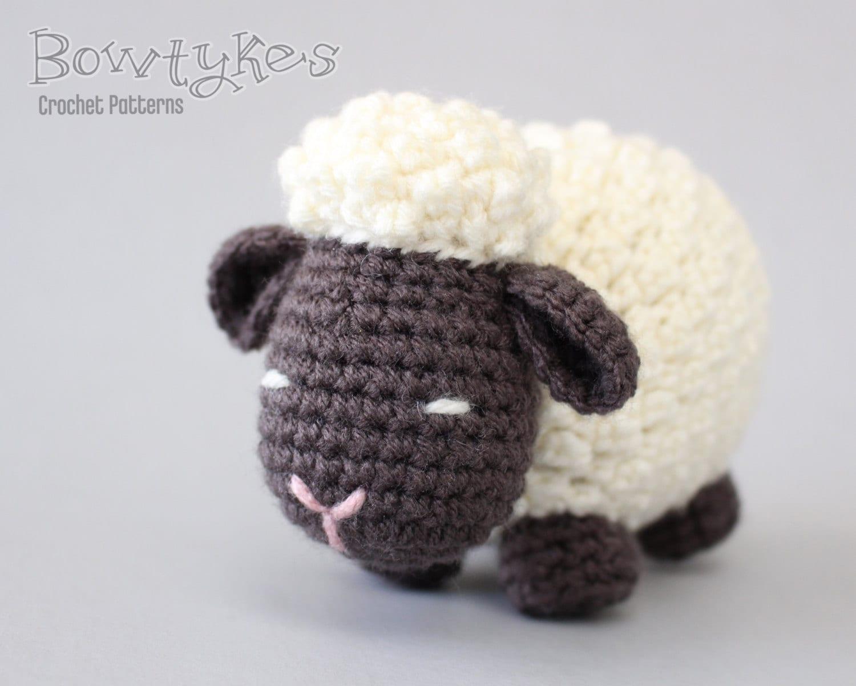 Argo the Amigurumi Sheep CROCHET PATTERN instant download | Etsy