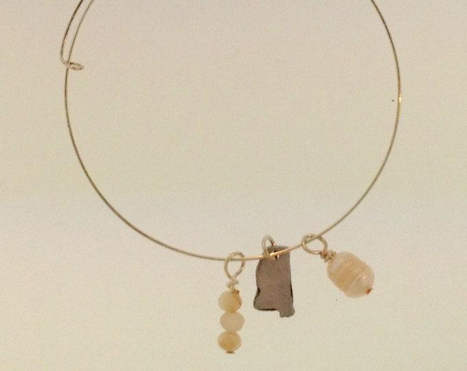 Mississippi Charm Bracelet