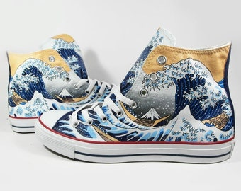 5cfcb2c6ab5a Tattoo art sneakers