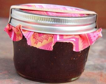 Homemade Strawberry Honey Butter - 8oz
