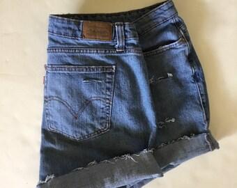 9981c5c200b Plus size mom shorts