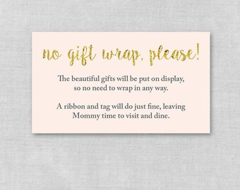 unwrapped gifts etsy