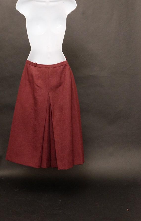 1970s Culottes Shorts Skirt - image 5