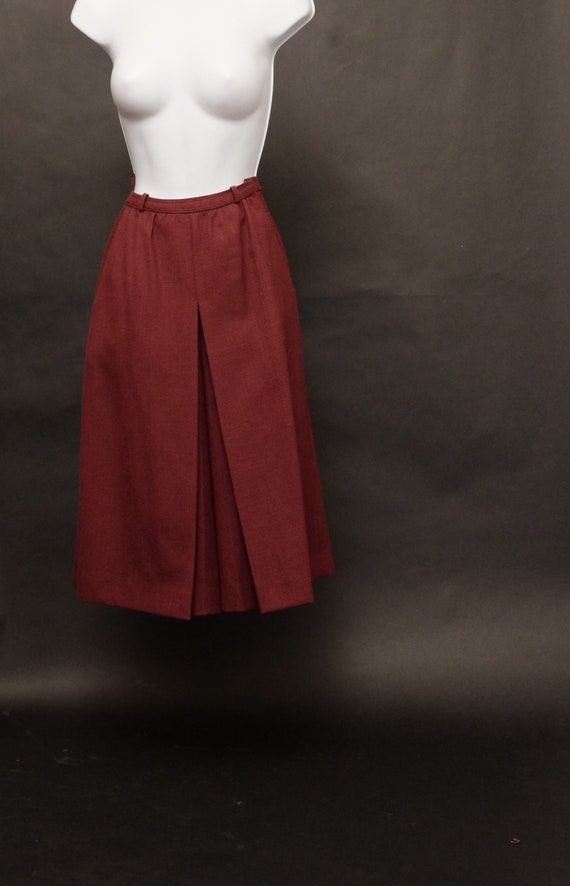 1970s Culottes Shorts Skirt - image 3