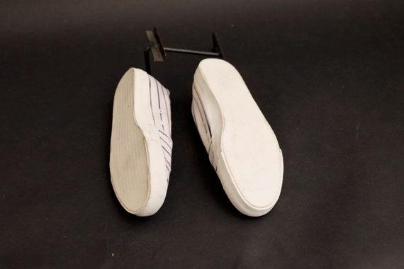 Vintage 1980s Slip on Polo Ralph Lauren Shoes Sne… - image 7