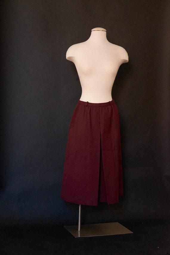 1970s Culottes Shorts Skirt - image 6