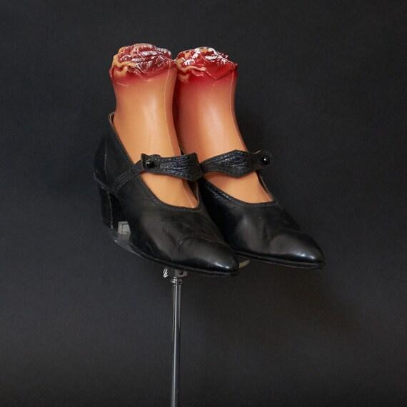 Antique Edwardian Mary Jane Style Shoes