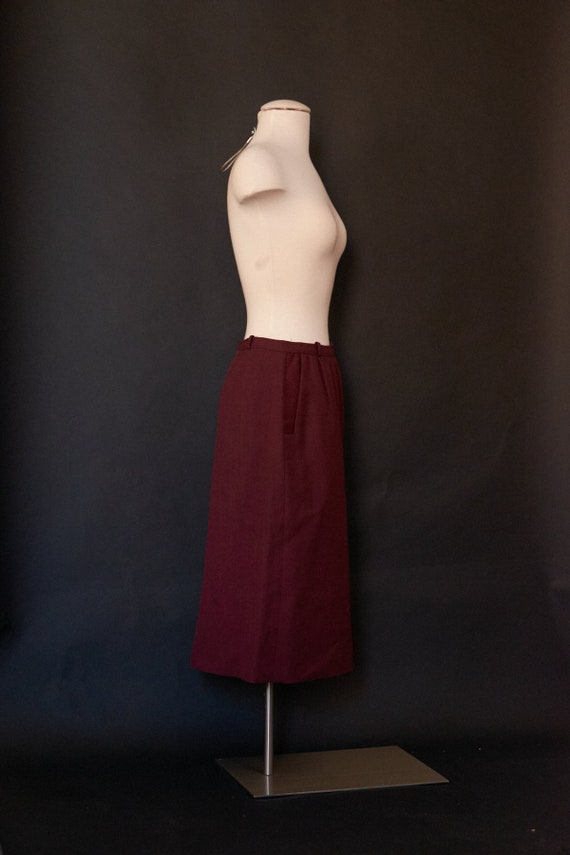 1970s Culottes Shorts Skirt - image 7