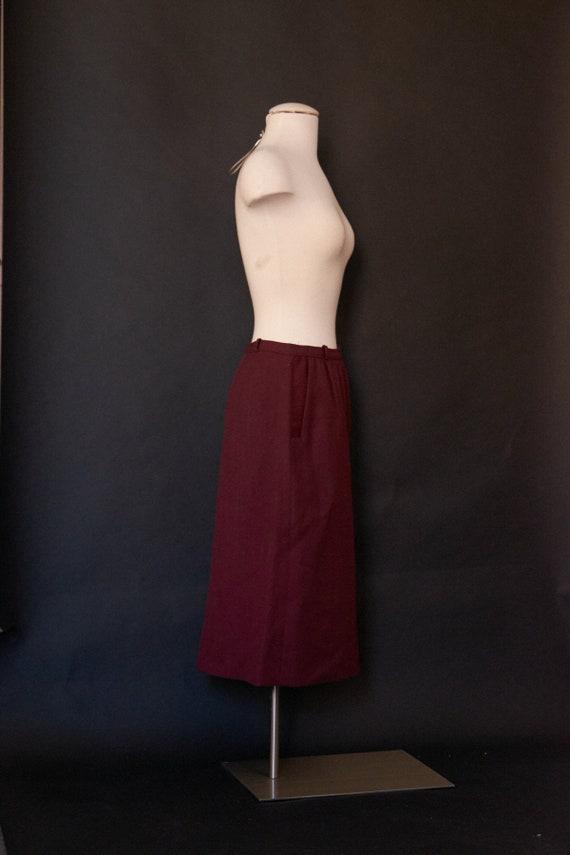 1970s Culottes Shorts Skirt - image 8