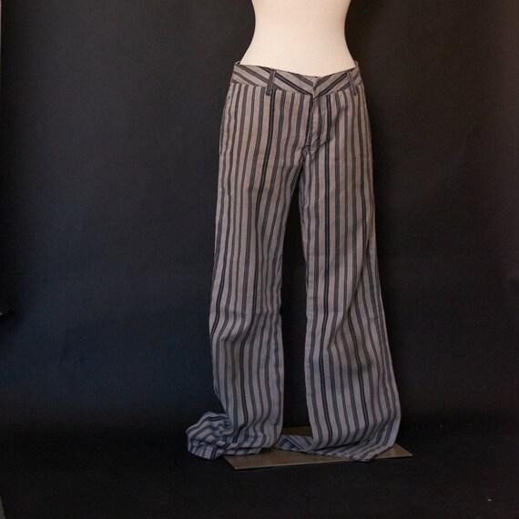 Vintage 1990s Striped Dickies Pants