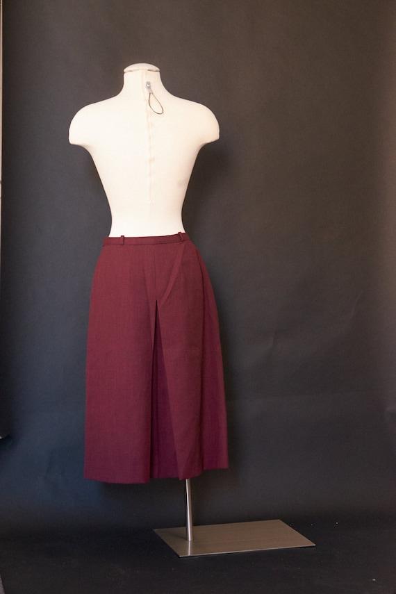 1970s Culottes Shorts Skirt - image 9