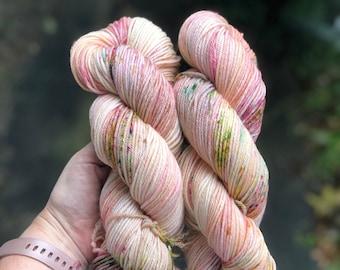 DK Weight Yarn - Colorway: Georgia - Adare Base - 250 yards each - 100% Superwash Merino