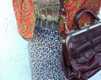 vintage Kombi Hut Rock dress  ethical-fashion retro Hippie chic 70's slowfashion ecofashion karmafree goodkarma Nachhaltig secondhand Herbst